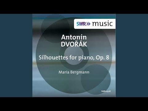 Silhouettes, Op. 8: No. 8 In B Minor. Allegretto