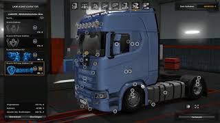 (Ets2 1.30)Scania S und R Addons v1