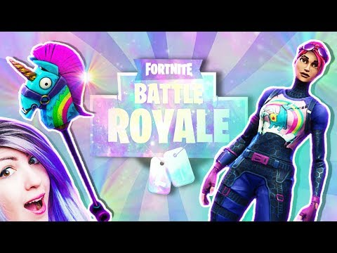 FORTNITE SKIN NAMED AFTER ME!?? 🦄 - Brite Bomber, Rainbow Smash, Breakin' Emote & Funny Moments