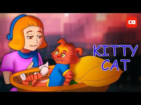 Kitty Cat...Kitty Cat : Nursery Song