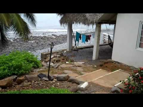 Tour of Morro Negrito Surf Camp, Panama