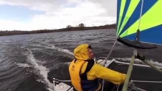 Dart 16 Sailing