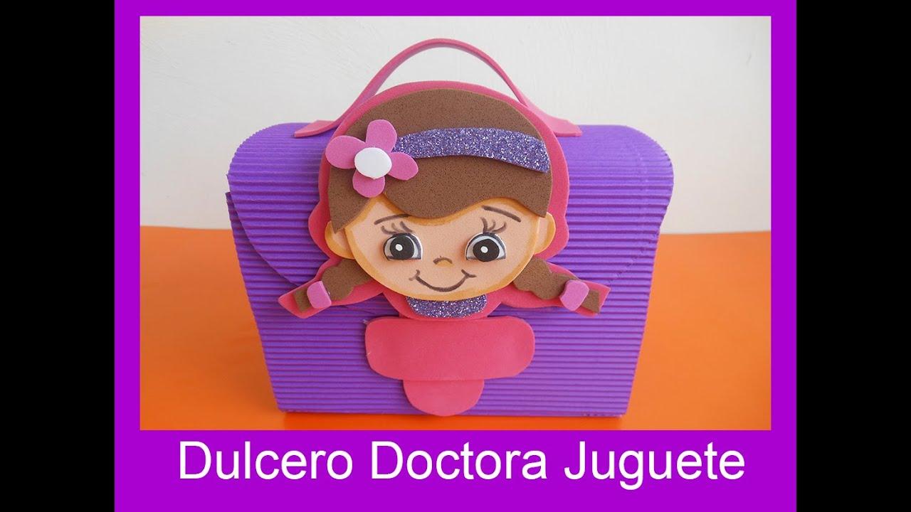 Dulcero De Doctora Juguetes