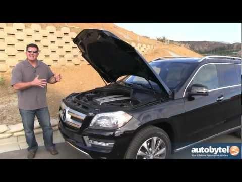 2013 Mercedes-Benz GL350 BlueTec Diesel Test Drive & Luxury SUV Video Review
