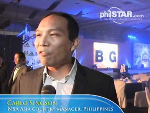 philstar.com video: Interview with NBA.com Philippines key personalities
