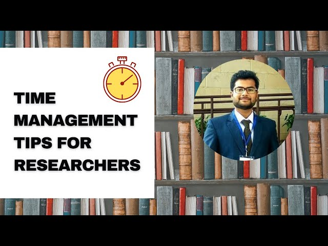 How to manage TIME while doing Legal Research?