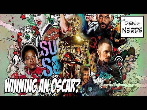 Suicide Squad Wins Oscar? WTF? Rant Video Incoming!