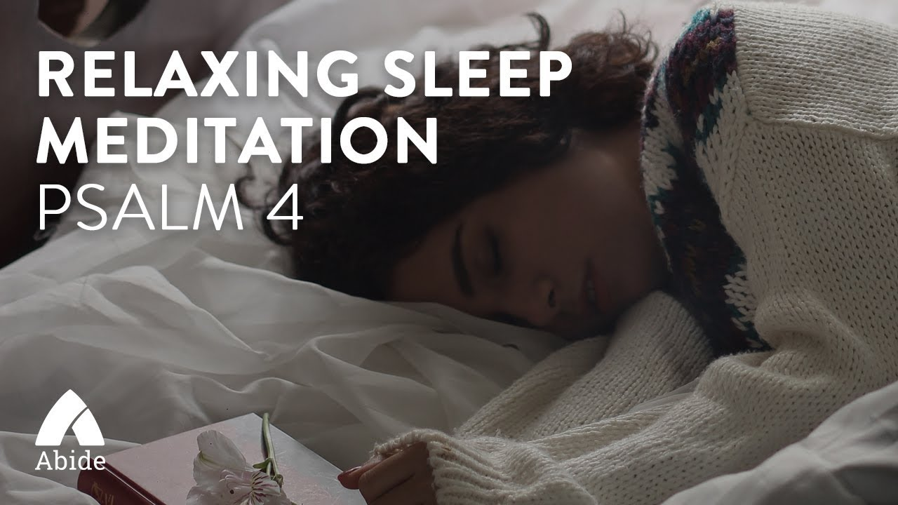 Sleep in Peace: Psalms Meditations (1 Hour)