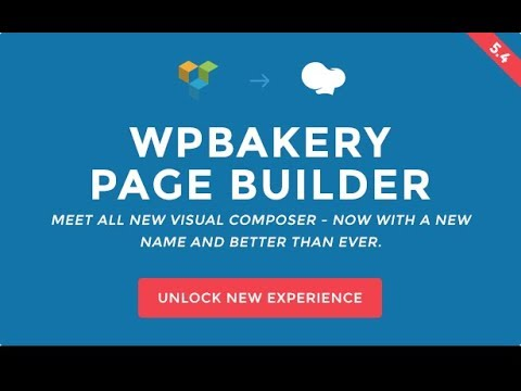 Free Download Latest Visual Composer WordPress Plugin - WP Bakery