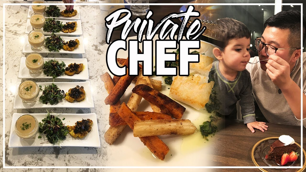 Thanksgiving Dinner Review 2018 Vlog | Hire a Private Chef