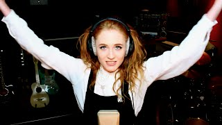 Livin On A Prayer - Bon Jovi - (Janet Devlin Cover)