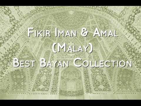 Maulana Md Ali Yusuff - Fikir Atas Iman & Amal (Malay)