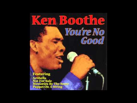 Ken Boothe - You're No Good (Full Album)