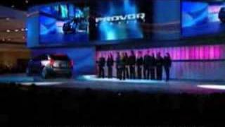 Cadillac Provoq Fuel Cell Concept (2008) Videos