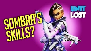Sombra - What The Hell Is She? (Class and Ability Speculation)