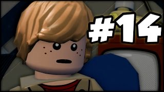 LEGO Jurassic World - PART 14 - Eric Kirby! (Gameplay Walkthrough HD) thumbnail