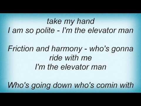 15805 Oingo Boingo - Elevator Man Lyrics