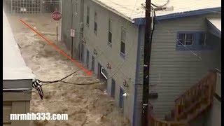People just weren't prepared for this - MULTIPLE water rescues underway
