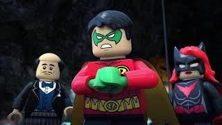 Lego DC Batman: Family Matters (2019) Trailer
