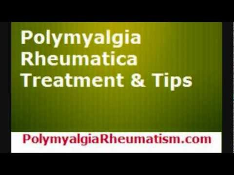 Polymyalgia Rheumatica Treatment?