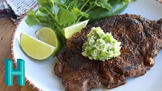 Baixar How to Make Ribeye Steak with Jalapeño Butter |  Hilah Cooking