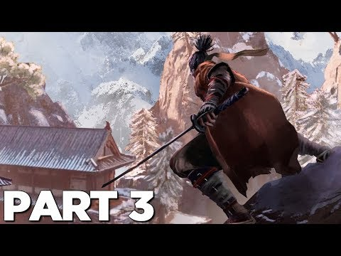 Sekiro: Shadows Die Twice Walkthrough Gameplay Part  – PS p/fps No Commentary