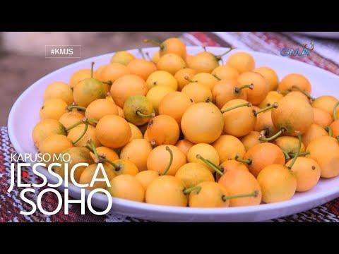 Kapuso Mo, Jessica Soho: Pitas-pitas ng prutas!