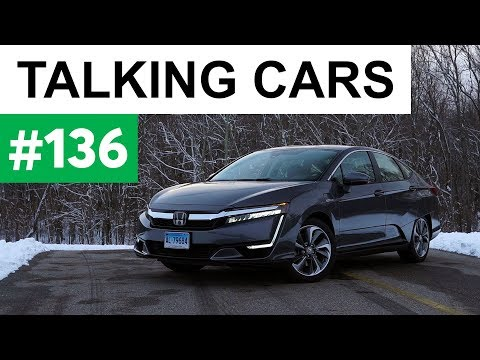 Name That Safety Feature; 2018 Honda Clarity | Talking Cars with Consumer Reports #136