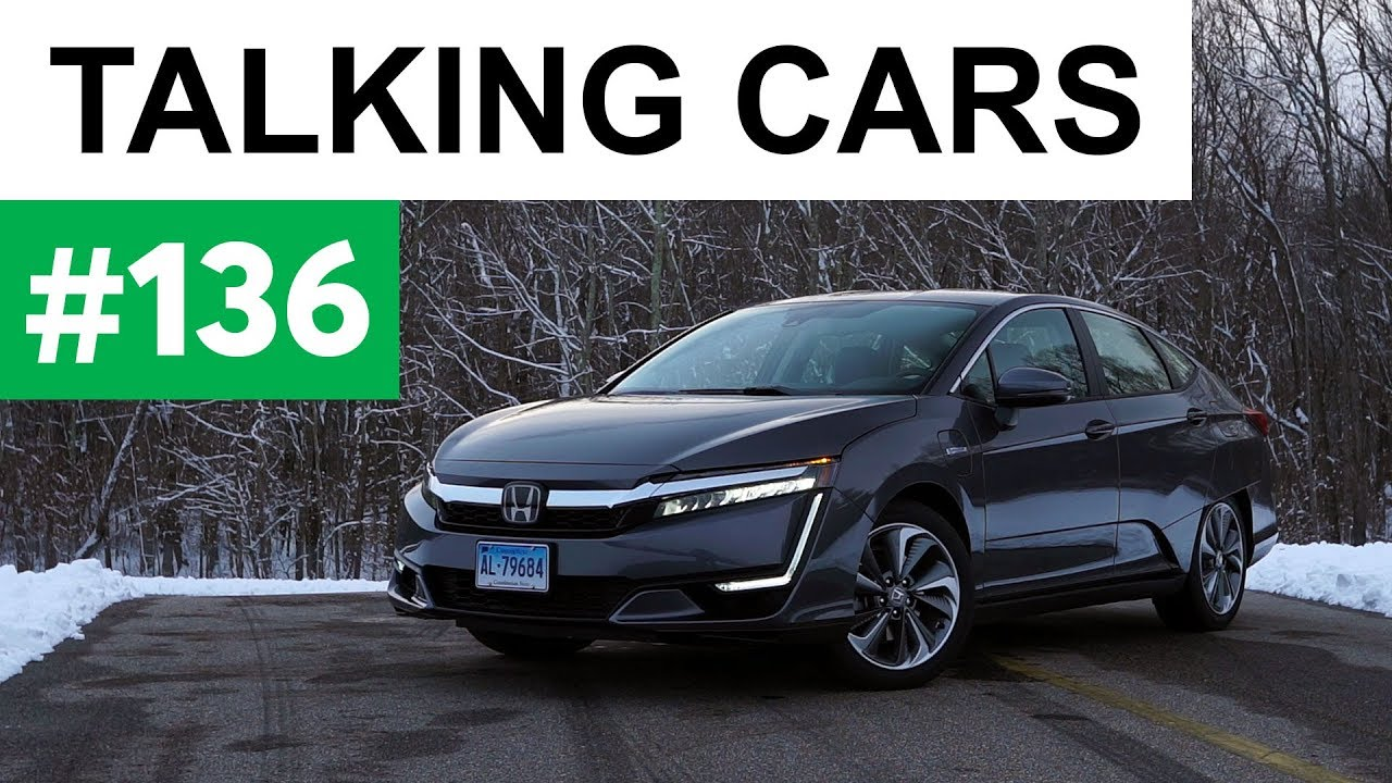 Name That Safety Feature 2018 Honda Clarity Talking Cars With Consumer Reports 136