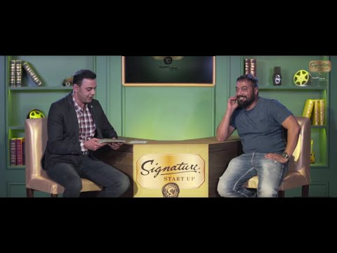 Signature Startup Masterclass | Episode 2 | Anurag Kashyap