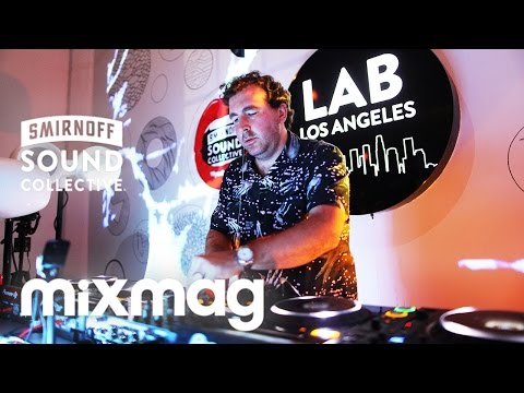 JOE GODDARD (Hot Chip) in The Lab LA