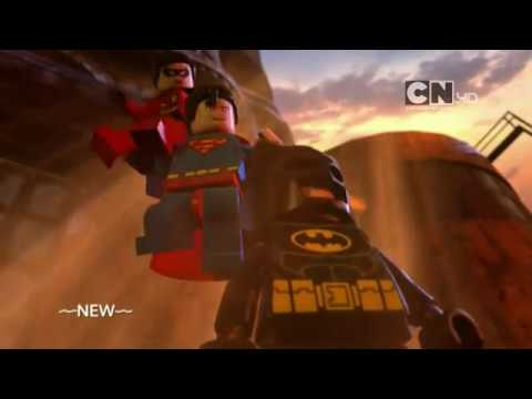 Cartoon Network UK HD Batman The Movie: DC Super Heroes Unite Promo