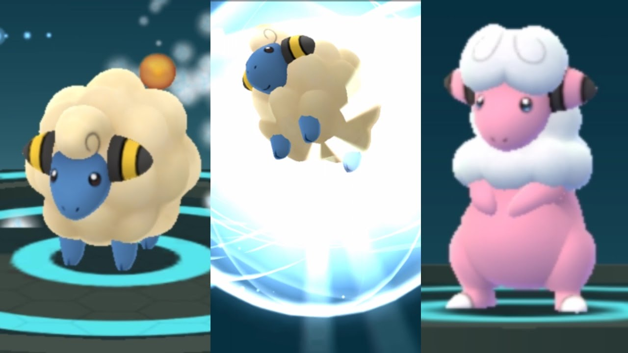 Pokemon Go 4th Community Day Features Mareep With Special Move