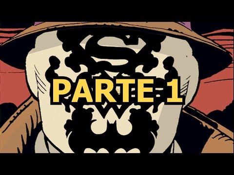 DOOMSDAY CLOCK parte 1 - justice league vs watchmen y dr manhattan