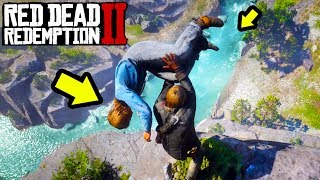 Red Dead Redemption 2 Funny Moments! Best of RDR 2 EPIC MOMENTS & FAILS! #1