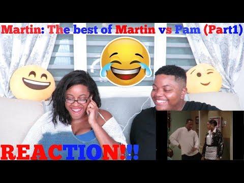 Repeat LMAO!!! I STARTED CRYING!!!! MARTIN VS PAM SUPER CUT