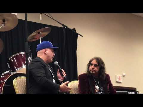 """Ace Frehley - Anton Fig to Appear on New Ace Solo Album """"Spaceman"""""""