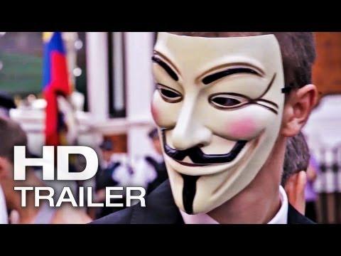 WE STEAL SECRETS Trailer Deutsch German | 2013 Official WikiLeaks [HD]