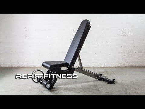 Rep Fitness Adjustable Bench
