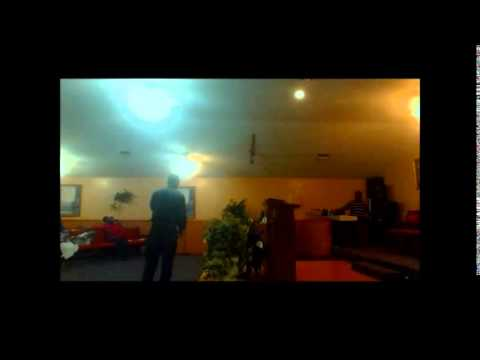 Min. Tony Pope Trial At Christway Pt 1
