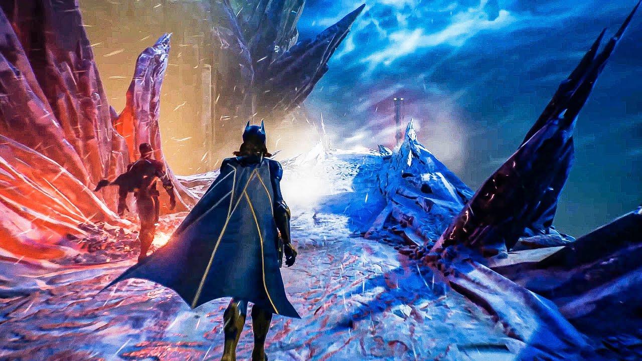 Batman Gotham Knights New Gameplay Demo in 4K 60FPS!