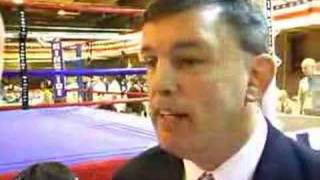 An interview with Teddy Atlas