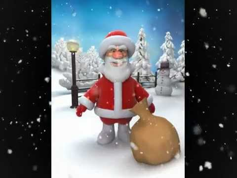 Santa Animation Fiverr Gig (SAMPLE)