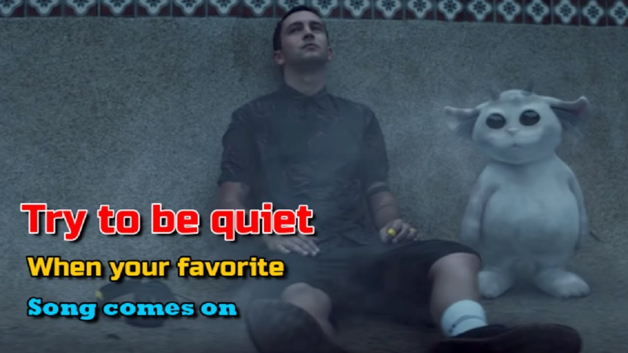 Try to be quiet when your favorite song comes on!