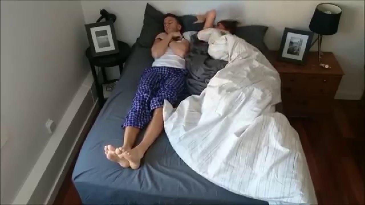 Barefoot naked women cum shots