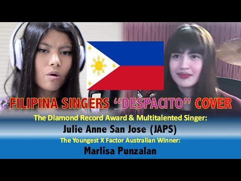"""DESPACITO"" Cover by MARLISA PUNZALAN (X Factor Winner) + JULIE ANNE SAN JOSE (Multitalented Singer)"