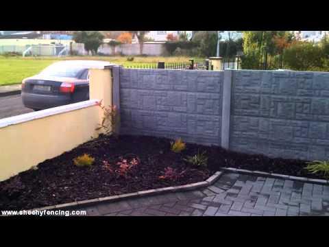 SheehyFencing.com - Garden Fencing Dublin - 087 2741627