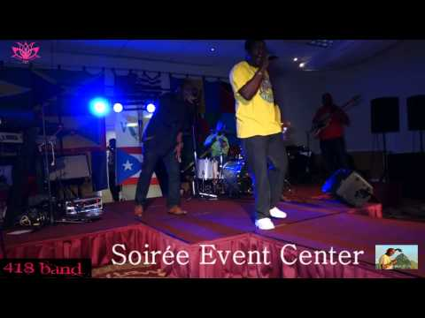 418 Band Jacksonville live at Soiree Orlando