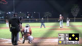 Eagle Pass VS Edcouch Elsa Day 2 Border Olympics baseball Game Highlights