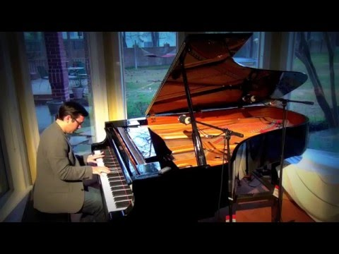 Fix You by Coldplay on Grand Piano (Cover)